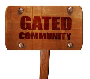 Gated Communities Help Keep You Safe