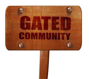 Gated Communities Help Keep You Safe